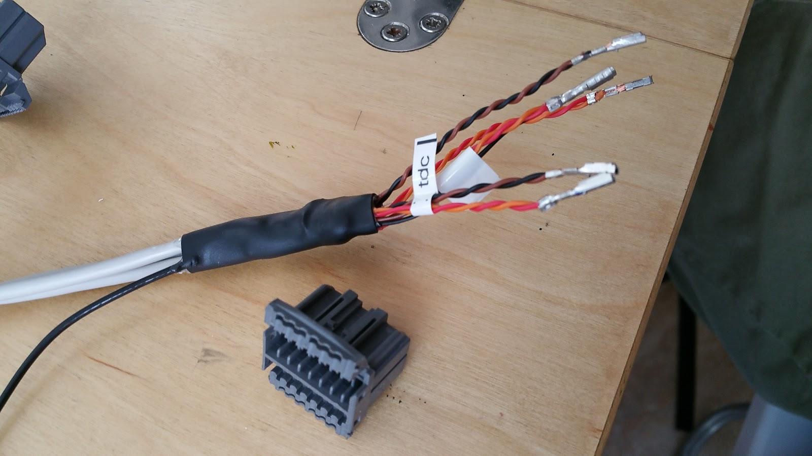 iLL viLLain.: Building an engine harness. on