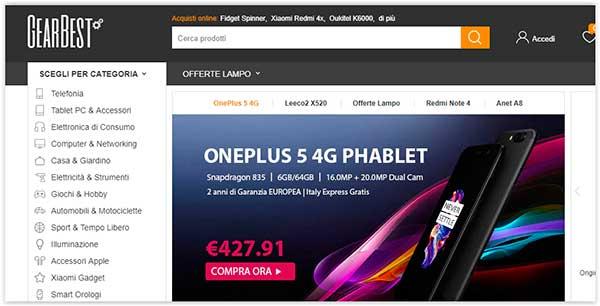 0cc9aceeb6e4 Migliori siti per acquisti online elettronica. acquistare dalla cina 6 migliori  siti di shopping per gli italiani .