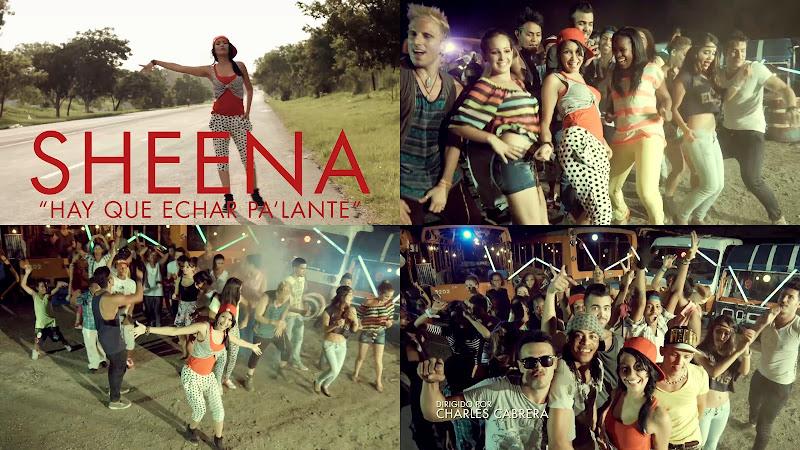 Shiina - ¨Hay que echar pa´lante¨ - Videoclip - Dirección: Charles Cabrera. Portal Del Vídeo Clip Cubano