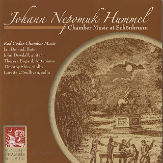 Hummel: Chamber Music at Schonbrunn
