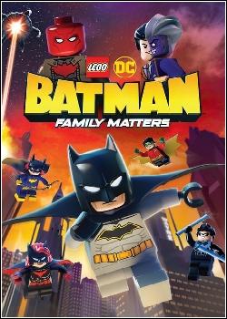 LEGO DC Batman: Assuntos de Família