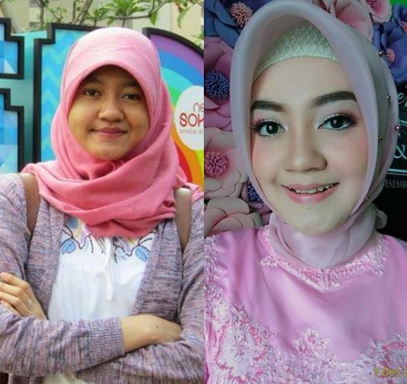 32 Kebaya Untuk Perpisahan Sekolah Sma Dan Smp Model Baju Muslim