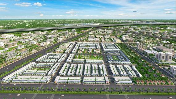 Century City bất động sản Long Thành dậy sóng