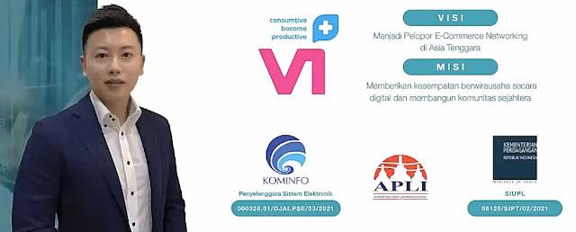 VIPlus E-Commerce Aplikasi Penghasil Uang Seperti Vtube