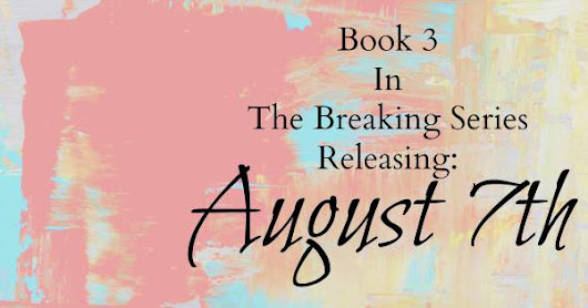 ★★★ Review For Breaking Through (Breaking #3) by Calista Smith ★★★