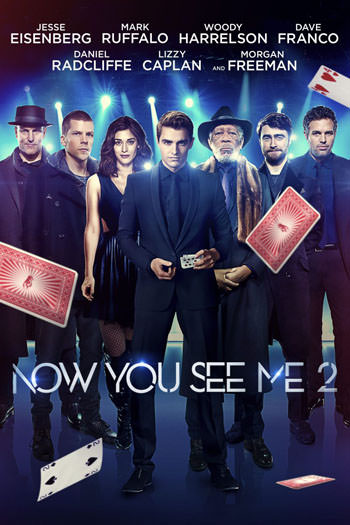 Now You See Me 2 2016 English