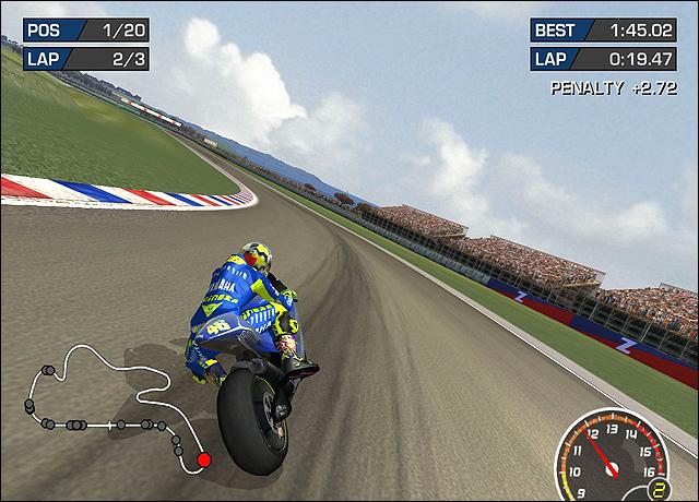 moto gp game lan