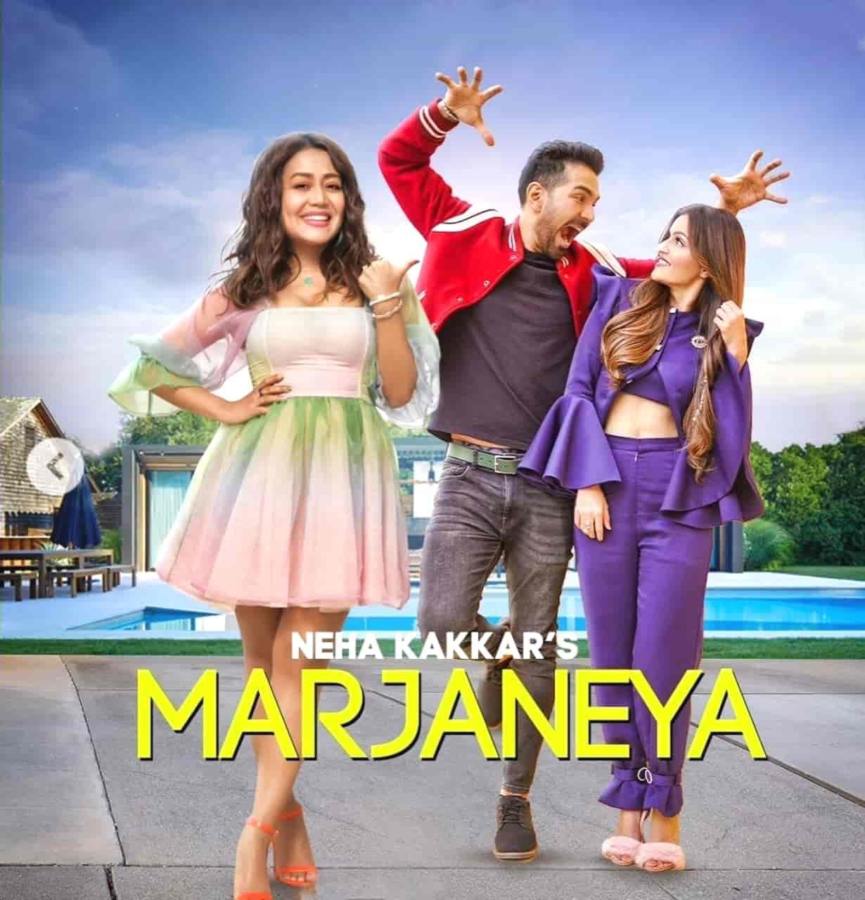 Marjaneya Punjabi Song Lyrics Neha Kakkar