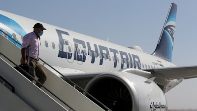 تطورات فتح الطيران بين مصر والسعودية