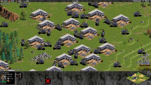 Tùy vào điều kiện, bạn cũng có thể chọn lối chém phũ với lạc đà Carthaginian