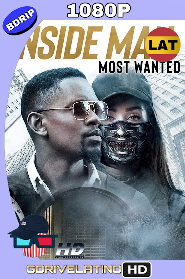 Inside Man: Most Wanted (2019) BDRip 1080p Latino-Ingles MKV