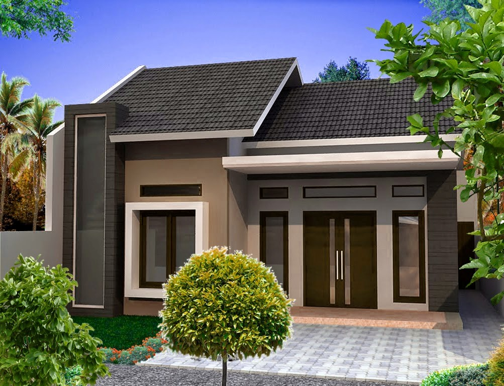 model rumah minimalis type 60 1