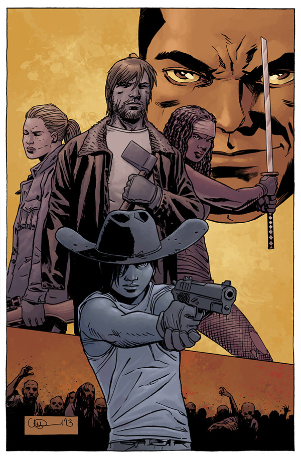 The Walking Dead\u0027s All Out War Story Arc Fanboys Anonymous