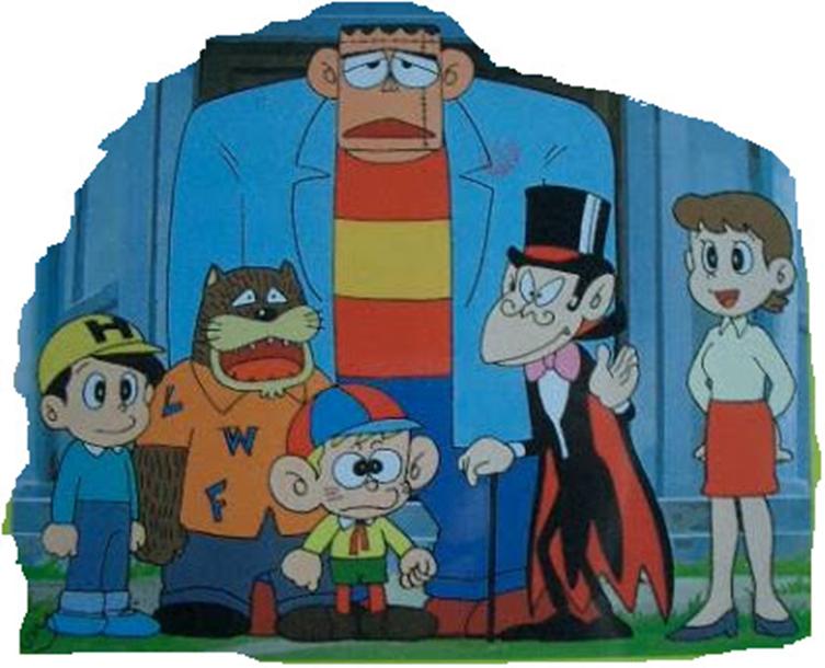 Carletto il principe dei mostri - Cartoni animati/anime ...