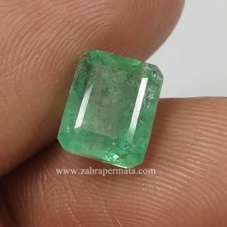 Batu Permata Zamrud Colombia - ZP 1176
