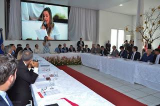 Camila destaca importância de Sessão da ALPB no aniversário de 132 anos de Guarabira e comemora aprovação de leis