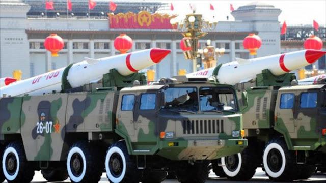 """""""China debe mejorar su potencia nuclear para evitar acoso de EEUU"""""""