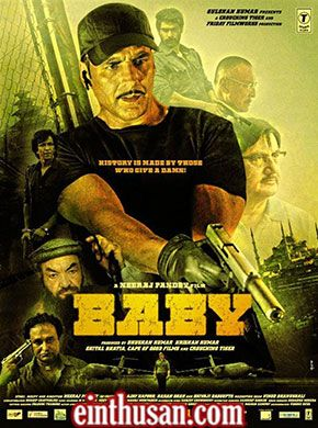 Baby (2015) Hindi 720p BluRay x264 1.4GB ESubs