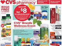 CVS Ad September 26 - October 2, 2021 and 10/3/21