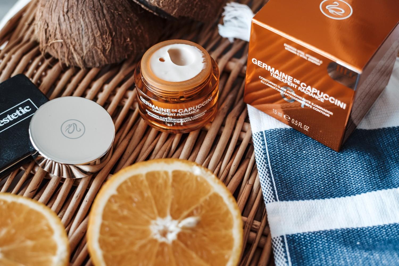 Rewitalizujący krem do twarzy, Germaine de Capuccini Timexpert Radiance C+ Illuminating Antiox Cream