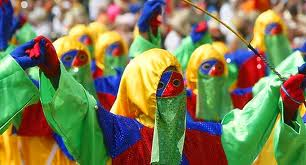 El Monocuco, un disfraz del Carnaval con mucha historia