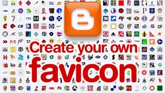 Tutorial Cara Membuat Favicon Blog Online Mudah Hanya dengan 3 Step Saja !