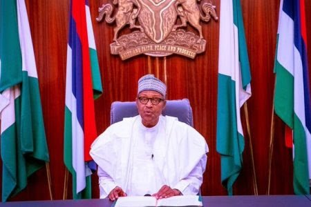 Full Speech Of : The Nigeria President Muhammadu Buhari
