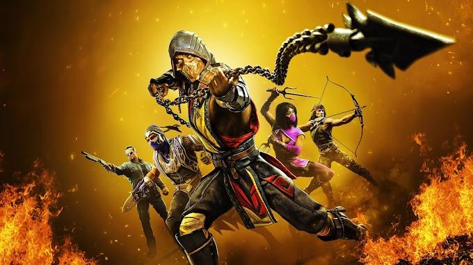 Papel de Parede para Celular Mortal Kombat 11