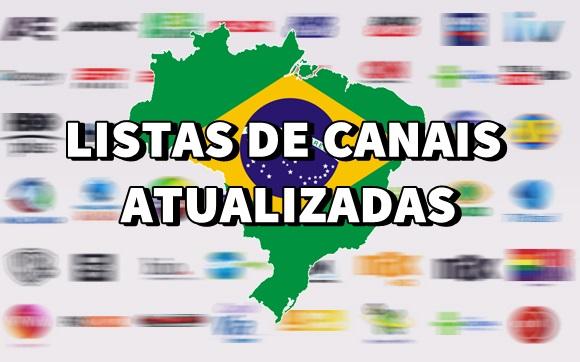 LISTA DE CANAIS 2017 PARA IPTV E KODI, PLAYLISTV E KODI ATUALIZADAS