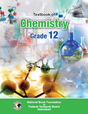 12th Class Federal Board Chemistry Text Book in PDF Download
