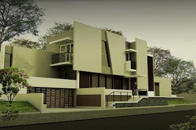 Modern style house 07