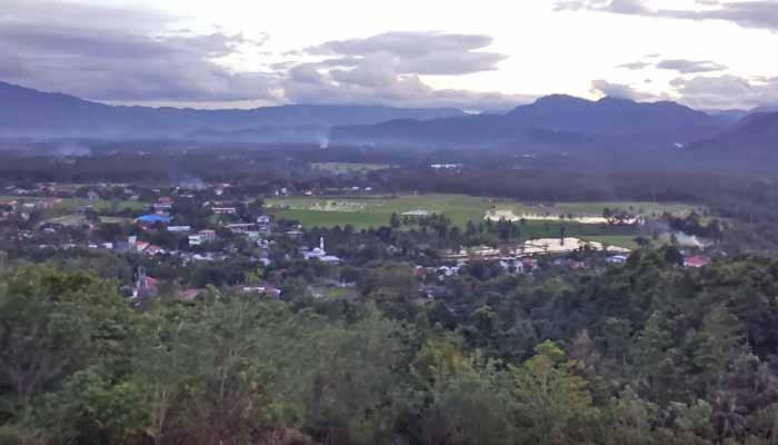 tempat wisata di Kotamobagu