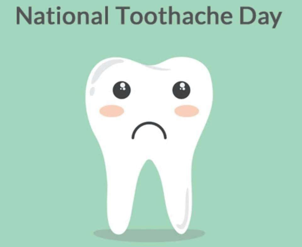 National Toothache Day Wishes For Facebook