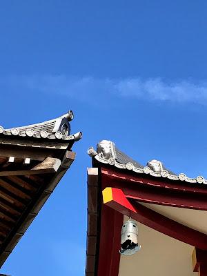穴八幡宮の一陽来復と放生寺の一陽来福
