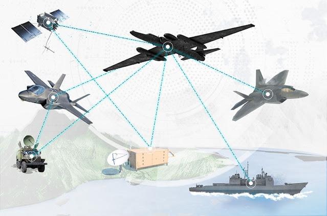 Lockheed Martin tạo ra một bước đột phá lớn trong liên kết dữ liệu của F-35