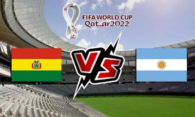 الأرجنتين و بوليفيا بث مباشر