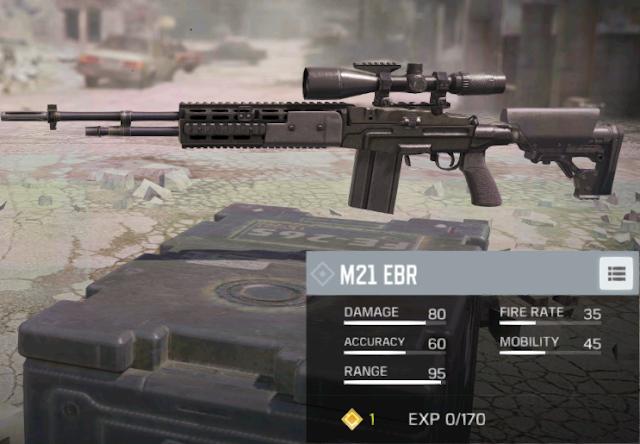Daftar Senjata Sniper Terbaik Call Of Duty Mobile Garena