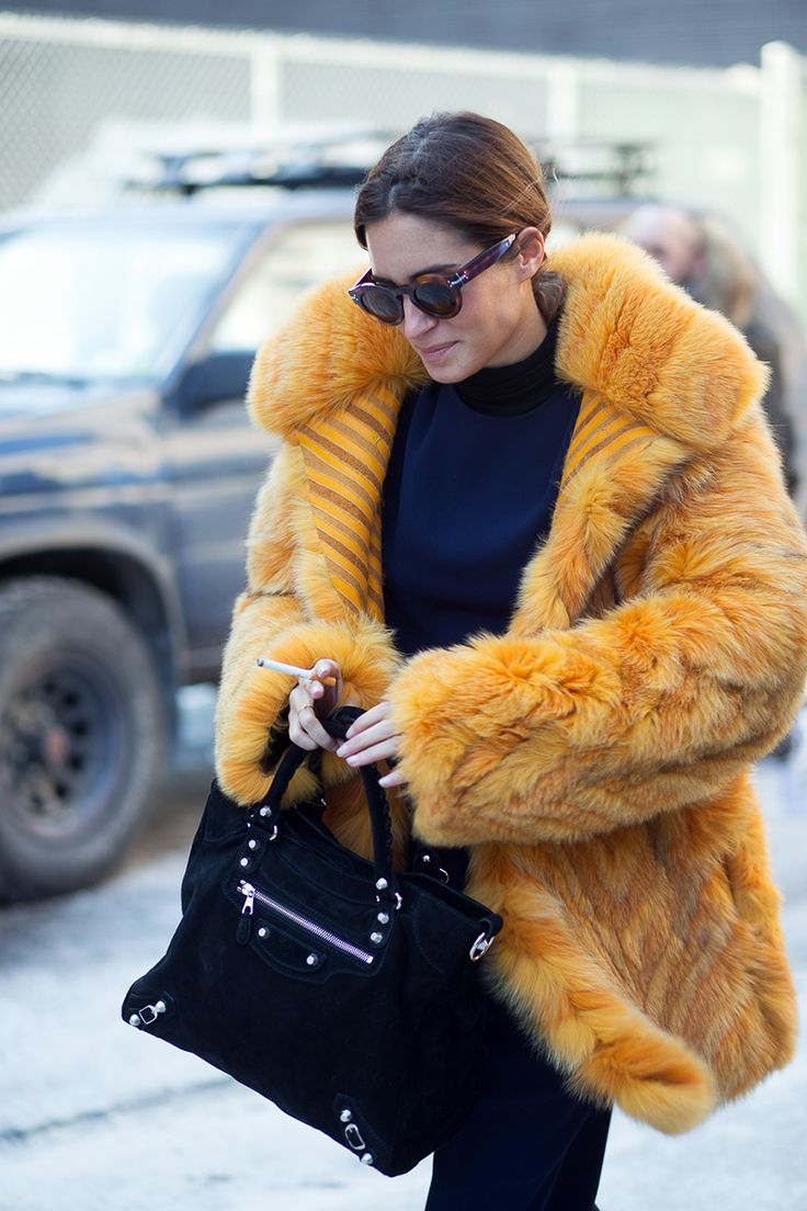 fall autumn winter inspiration fashion blogger faux fur coat
