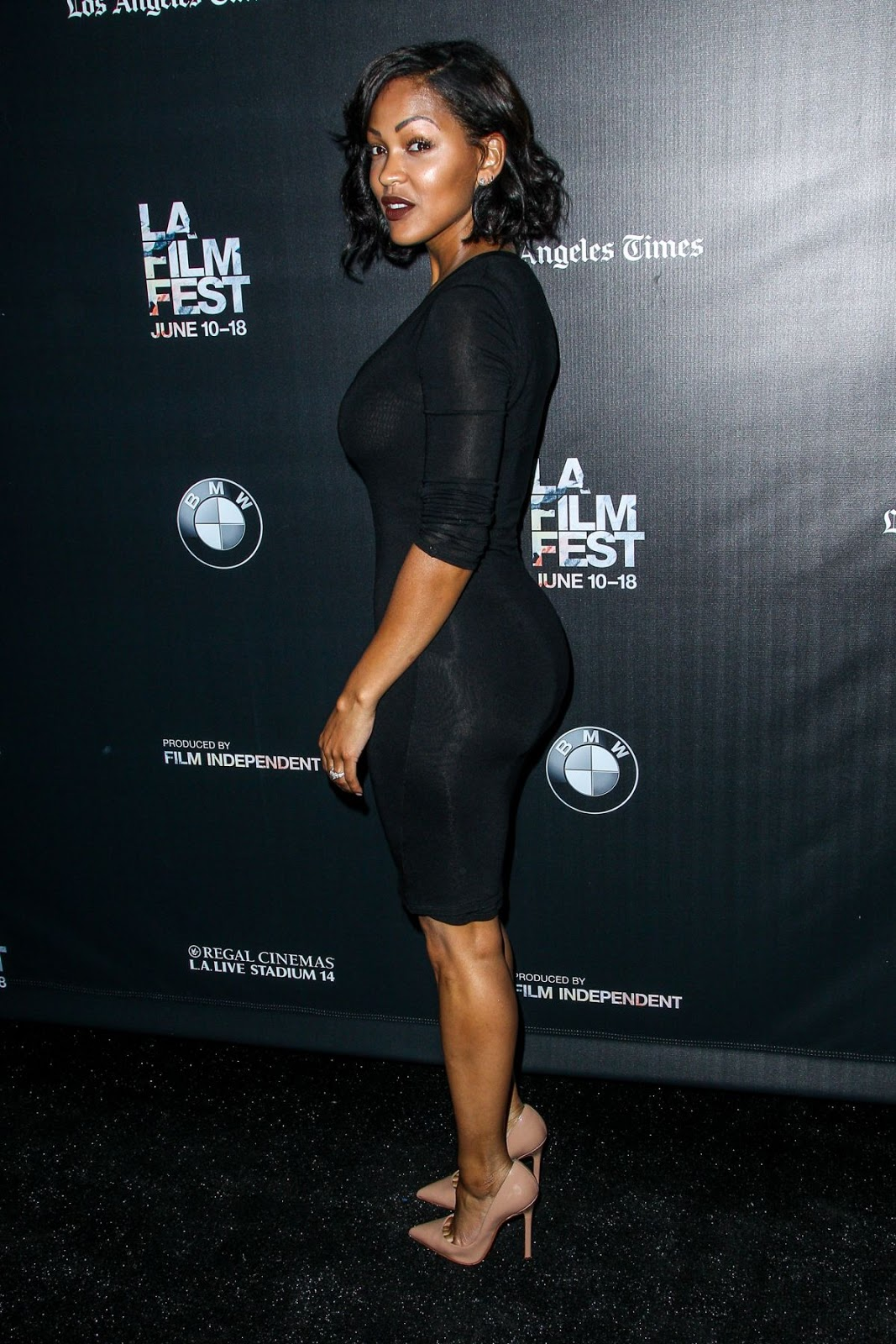 meagan good at a girl like grace screening bootymotiontv
