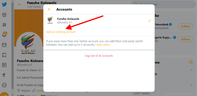 Twitter Now Allows Multiple Accounts - Switch Between Them Without Logging Out