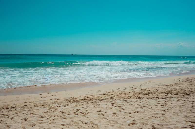 Fasilitas Wisata Dreamland Beach Pecatu