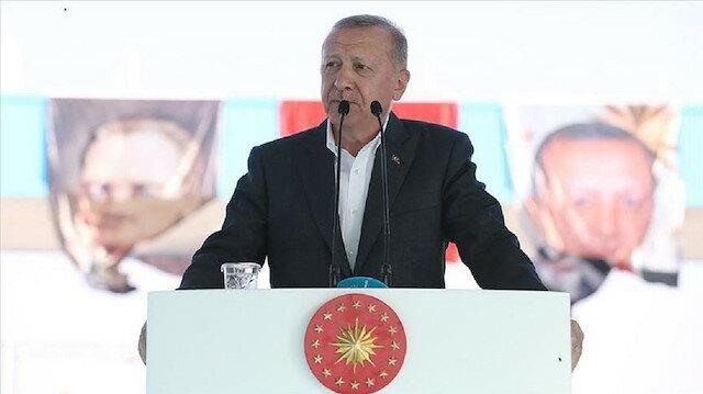 تركيا بالعربي - أردوغان نناضل لصون حقوقنا ولا مطامع لنا بحقوق أحد