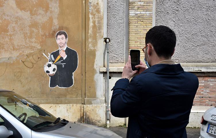 Leoni per... Agnelli - Apsurdne optužbe na račun vladara Serie A