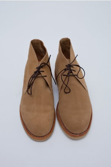 24eb2c5e009d03 Grenson Oscar Chukka. There s always room for a great suede chukka boot in  your wardrobe (or