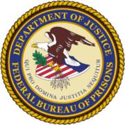 Federal Bureau of Prisons - US Department of Justice's Logo