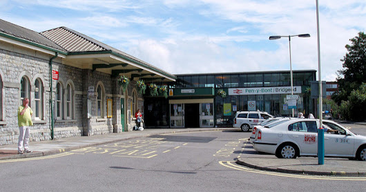 Bridgend railway station set for a makeover