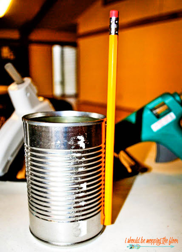 Pencil Vase Craft