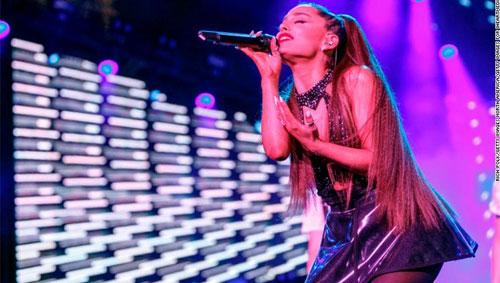 Ariana Grande. Photo Courtesy CNN.COM