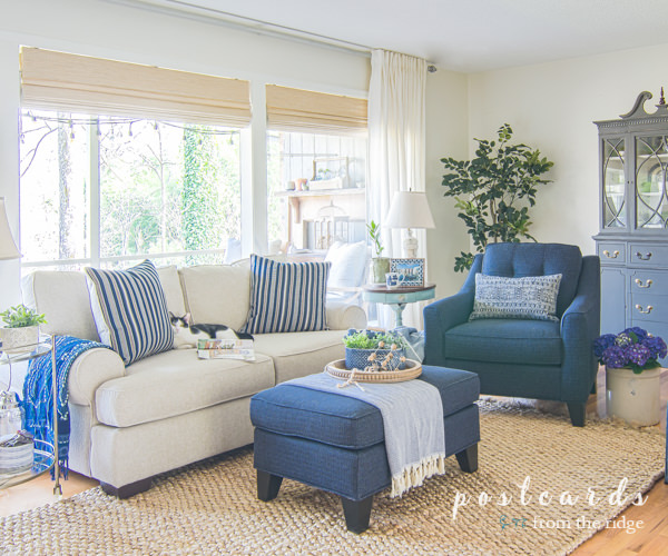 New Living Room Furniture From Rooms To, Blue Living Room Furniture