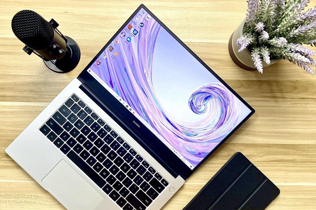 Huawei MateBook D14 (Ryzen 7) Unboxing PH